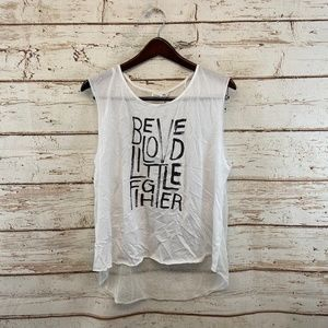 "Somedays Lovin ""Beloved Little Fighter"" Tank Top"